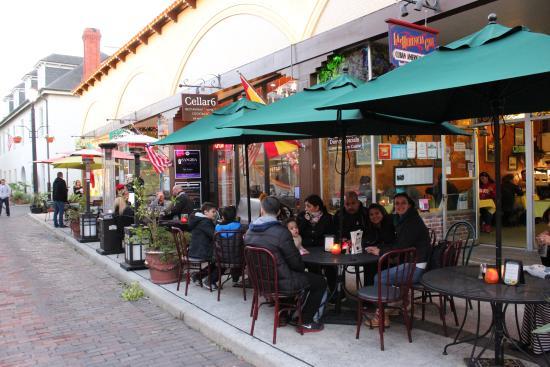 La Herencia Cafe em Saint Augustine