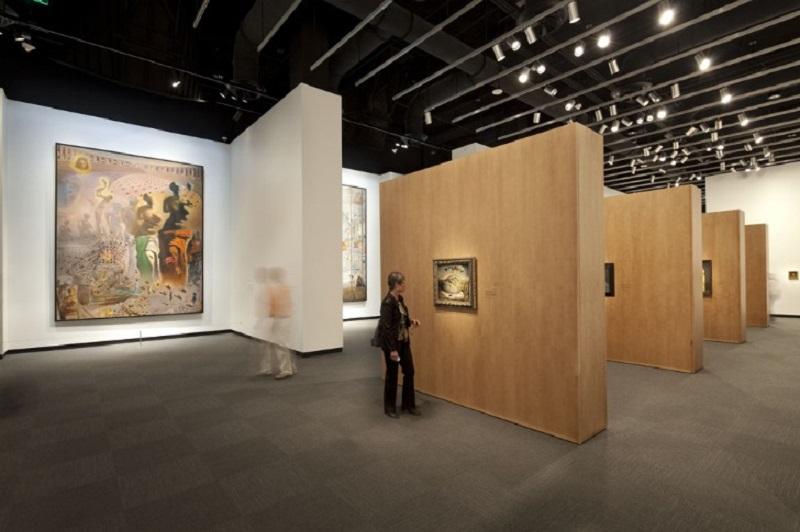 Obras do Museu Salvador Dalí na Flórida