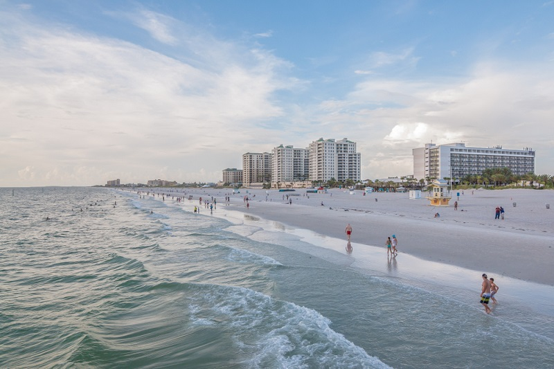 Clearwater Beach em Clearwater