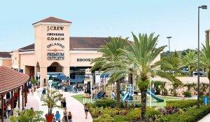 Premium Outlets em Orlando