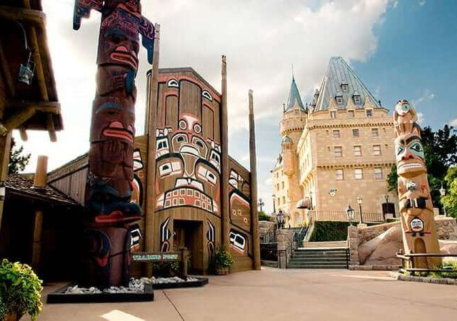 Filme Canada Far and Wide no Epcot da Disney Orlando