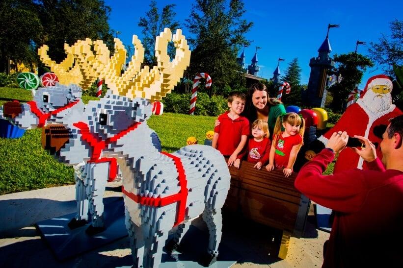 Natal da Legoland em 2019