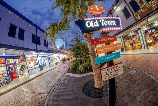 Compras perto de Orlando, em Kissimmee