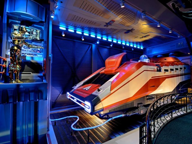 Novidades no Star Tours no Hollywood Studios da Disney Orlando