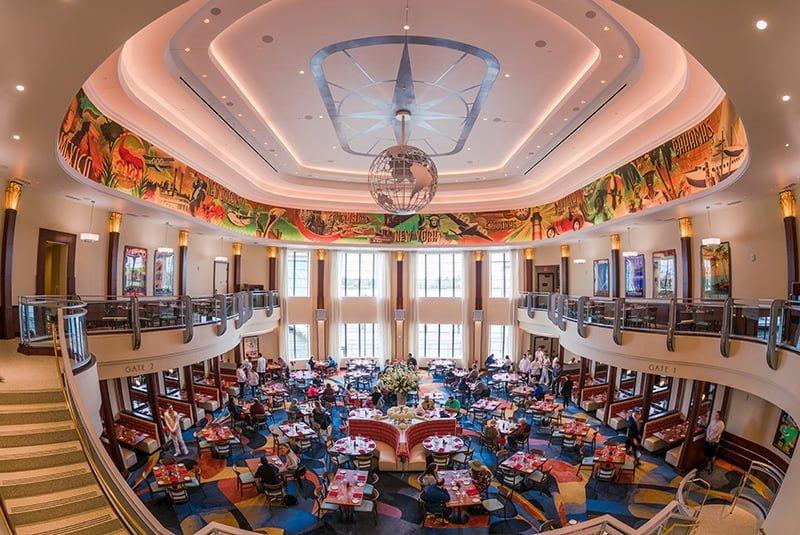 Maria & Enzo's Ristorante na Disney Springs em Orlando