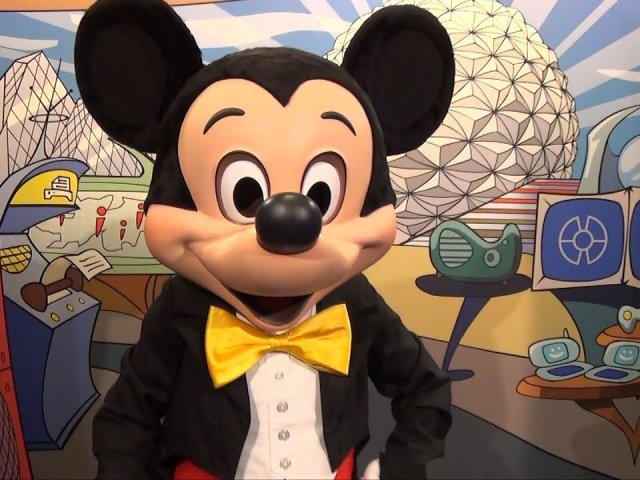 Onde encontrar o Mickey no Epcot da Disney Orlando – 2020