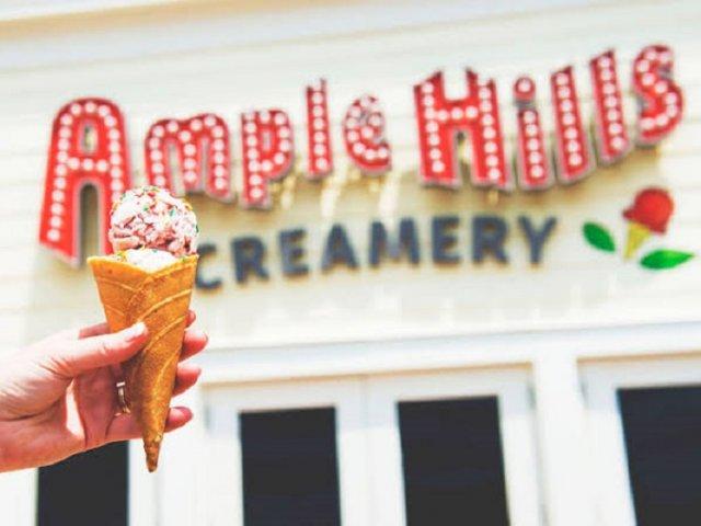 Sorveteria Ample Hills Creamery da Disney em Orlando