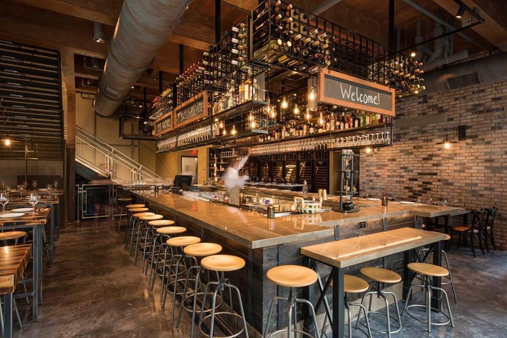 Wine Bar George – A Restaurant & Bar na Disney Springs em Orlando