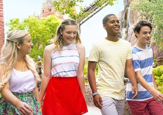 DisneyOrlandoparaadolescentes