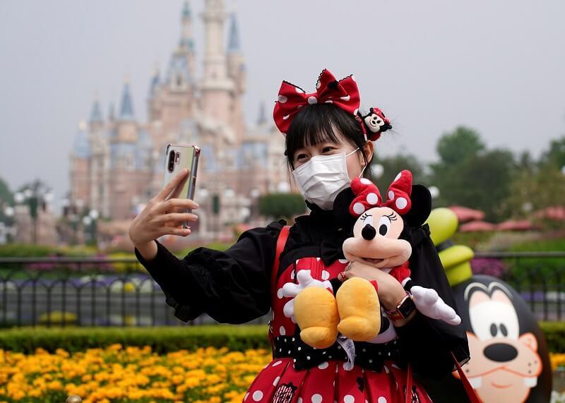 Disney em época de coronavírus