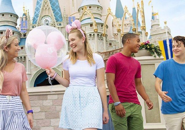 Viagem para debutantes e adolescentes na Disney Orlando