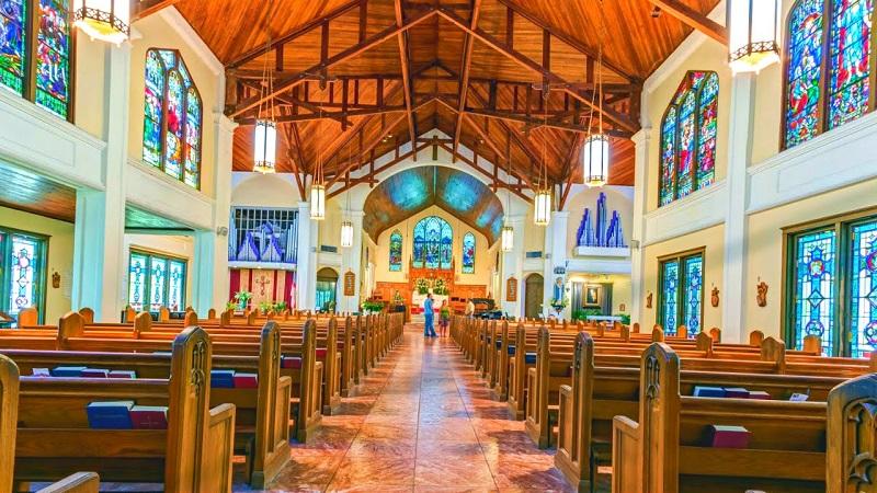 St Paul's Episcopal Church em Key West