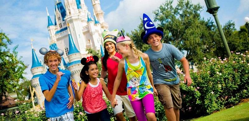 Maic Kingdom - Parque Orlando