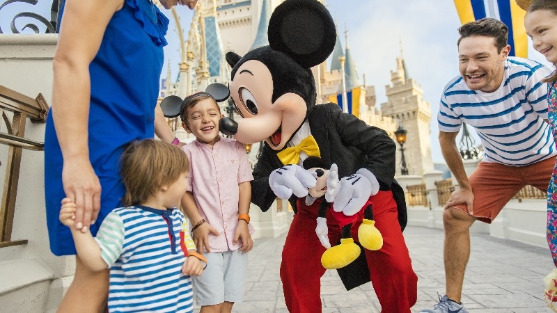 Disney Magic Kingdom en Orlando